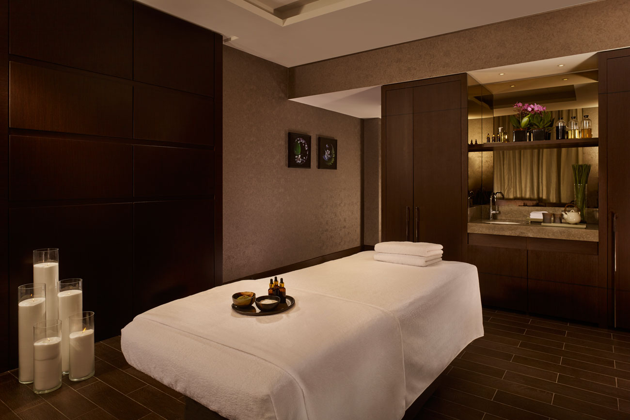 Hyatt Regency Moscow Petrovsky Park - Olympus Fitness & Spa - Treatment Room